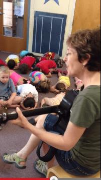 Ellen Teaching Music JCC Summer 2014